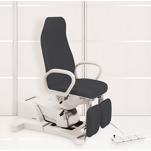 "Chiropody chair ""Podo Slinder"" anthracite"
