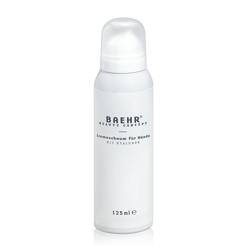 Hand Cream Foam with Hyaluron