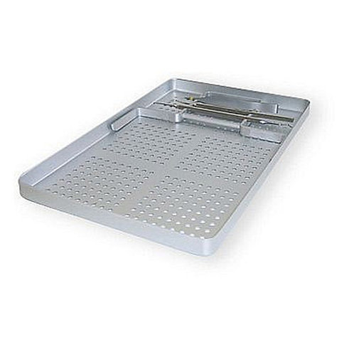 Instrument tray for pedicure cabinets