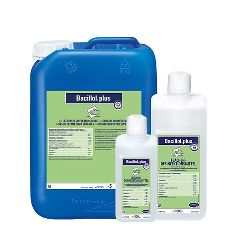 Bacillol Surface Disinfectants/Cleaners