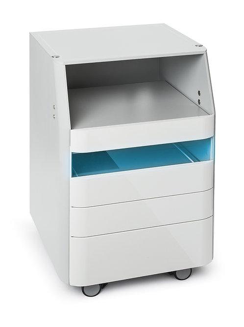 """Vela 495 II"" chiropody cabinet with UV light"