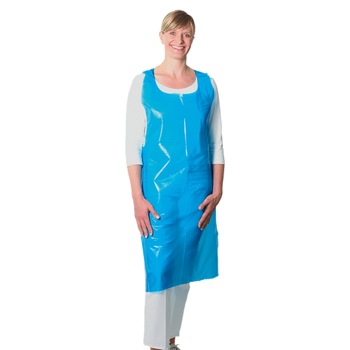 PE disposable aprons