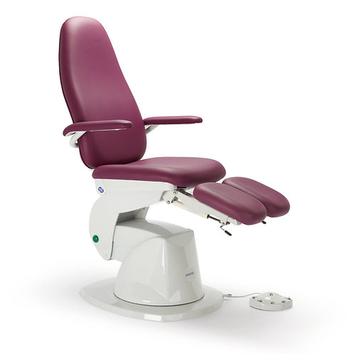 """Chiropody chair """"Omega"""" orchid"""