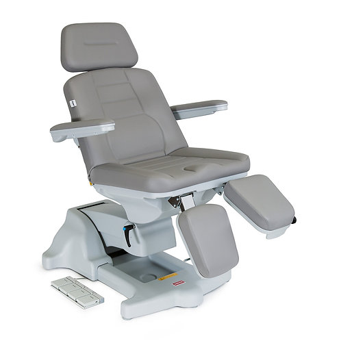 "Chiropody chair ""MAXIMA HIGH III"" chrome"