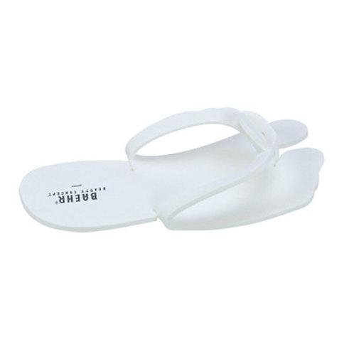 Pedicure slippers, flip flop style 1 pack (10 pair)