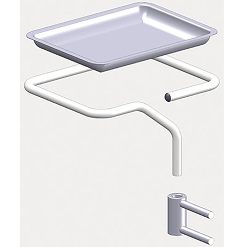 Tray Holder Set ( tray + bracket )
