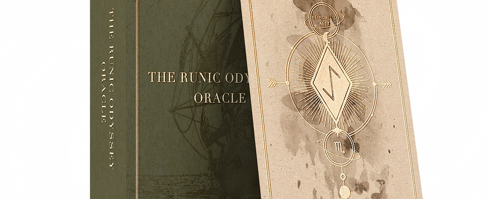 The Runic Odyssey Oracle