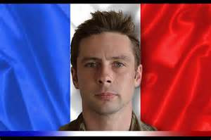 L'adjudant-chef Stéphane Grenier, « Mort pour la France »….