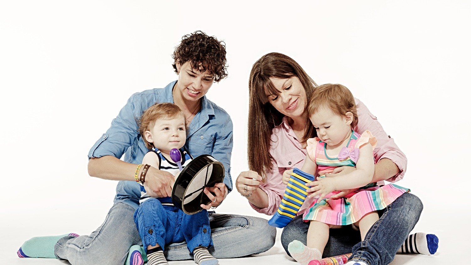 Music education for babies, toddlers, and kids | Classes Camps Chicago