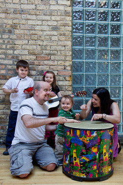 All ages family music