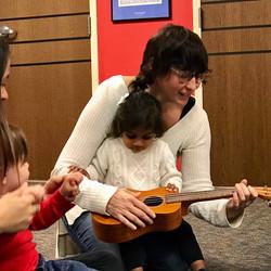 Kristen ukulele