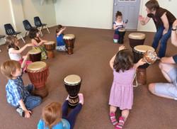 Africa Day Drum Circle