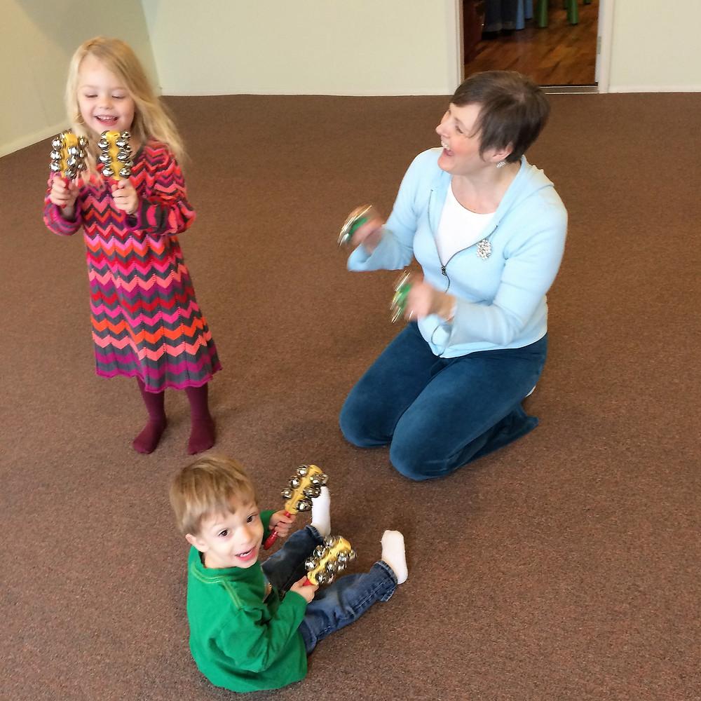Holiday Sing-along Jingle Bells