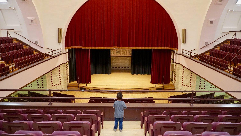 Waldorf School Auditorium