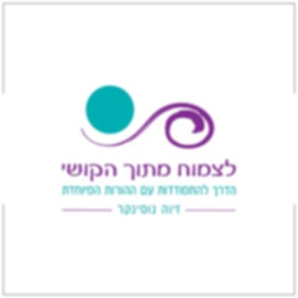 עיצוב לוגו זיוה נוסינקר