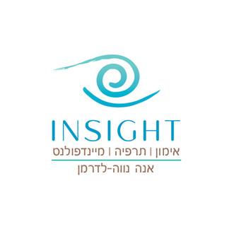 עיצוב לוגו | INSIGHT