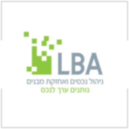 LBA לוגו