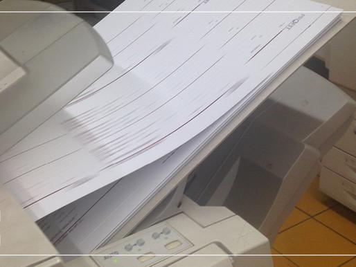 הדפסת ניסיון תחסוך לכם כסף ועוגמת נפש