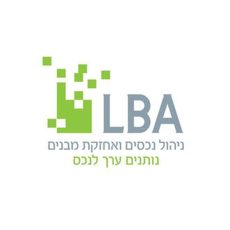 עיצוב לוגו | LBA