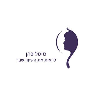 עיצוב לוגו | מיטל כהן