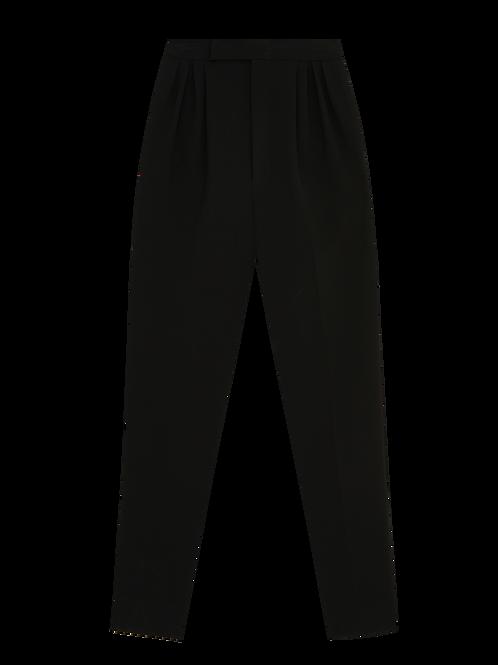 DEGAS - BLACK CROPPED SLIM LEG