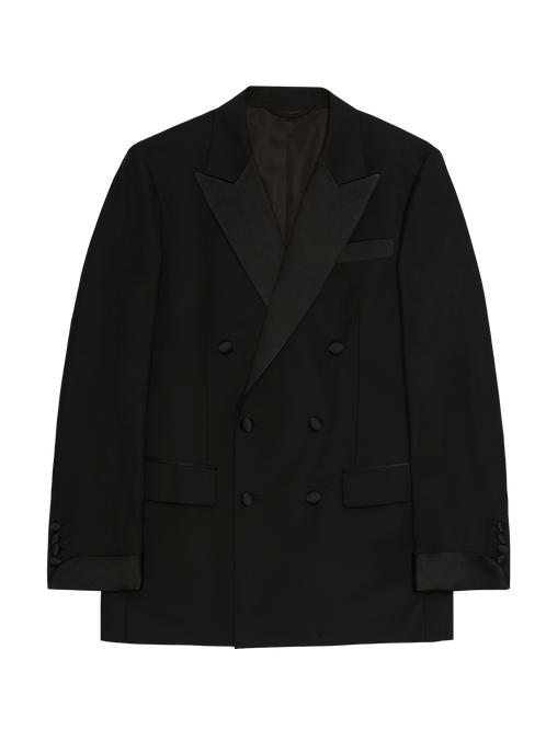 6X2 SIGNATURED SMOKING JACKET