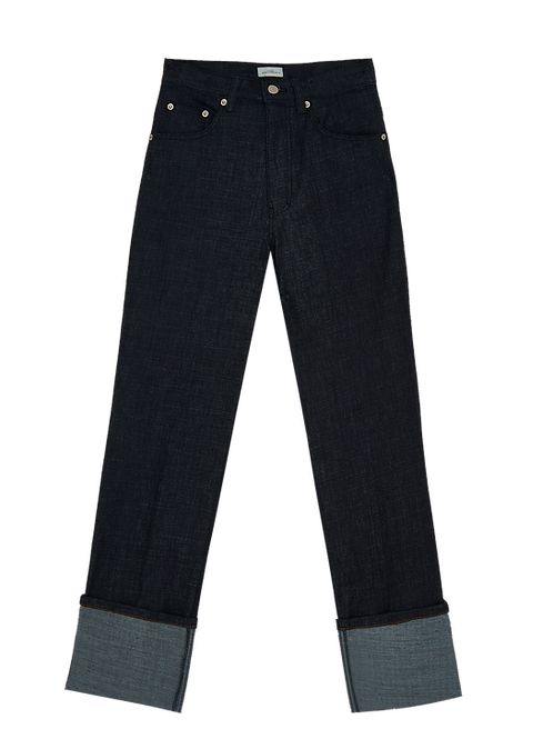 DOLBY - INIDGO STRAIGHT FIT JEANS