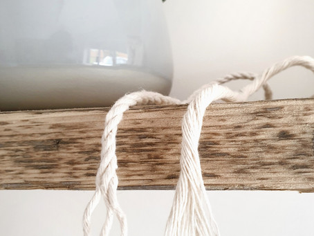 Choosing the right Macrame Rope