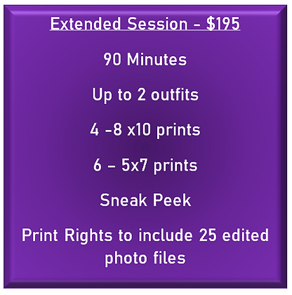 Black Friday Extended Session Special