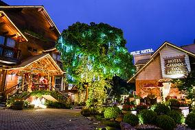 Natal Luz de Gramado - Hotel Cabanas Tio Muller