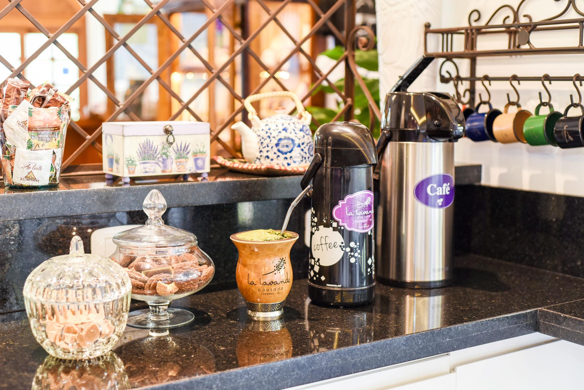 Café da Manhã - La Lavande - Gramado