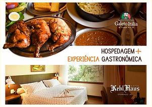 Experiencia gastronomica - Hotel kehl Ha