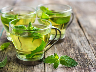 Why I Drink Fresh Peppermint Tea Every Morning