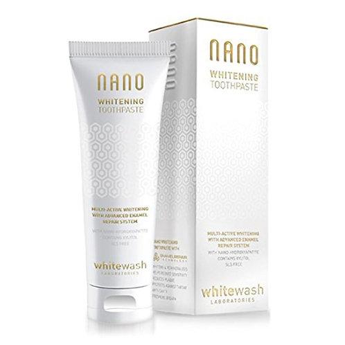 """Whitewash Nano Whitening"" balinanti dantų pasta, 75 ml"