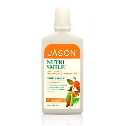 """Jason Nutrismile™"" natūralus burnos skalavimo skystis, 473 ml"