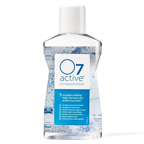 """""""O7 Active"""" skalavimo skystis su aktyviu deguonimi ir fluoru, 500 ml"""