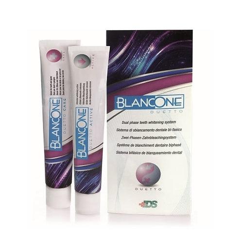 """""""BlancOne"""" balinančių dantų pastų rinkinys, 2 vnt. po 75 ml"""