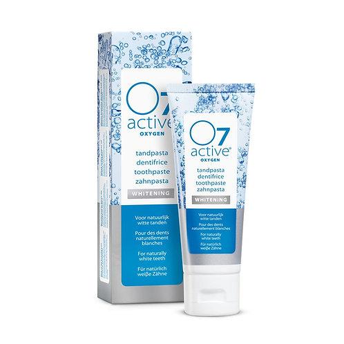 """""""O7 Active"""" dantų pasta su aktyviu deguonimi, 75 ml"""