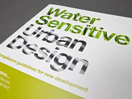 Water Sensitive Urban Design Guidelines