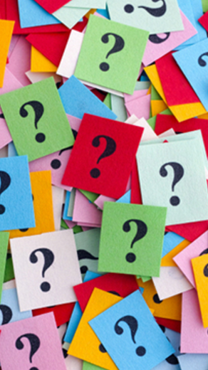 Las preguntas siempre abren una puerta para aprender, explorar y  pensar.