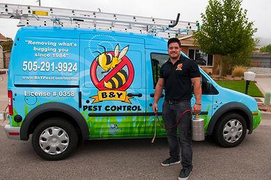 B&Y Pest Control Albuquerque