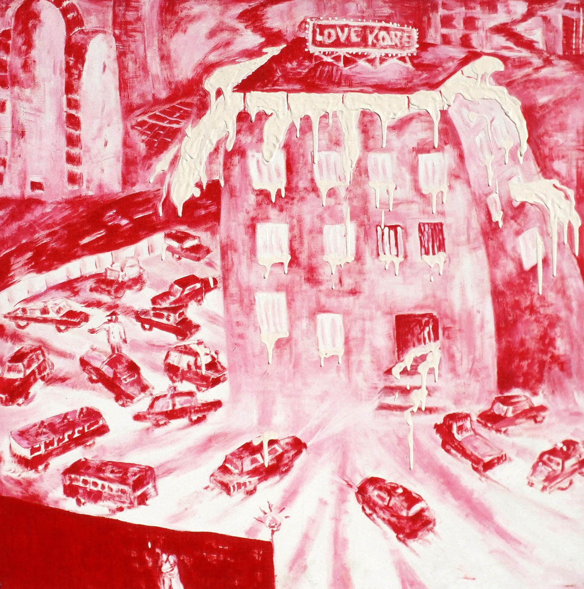 러브카레-1998 캔버스에 과슈110x110cm.jpg
