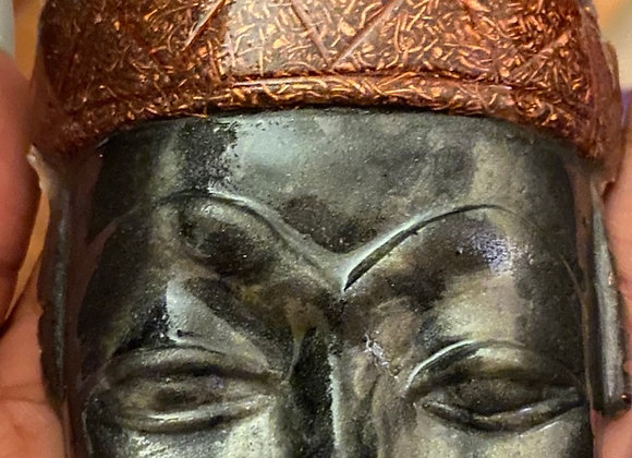 Orgonite: African Protection Mask