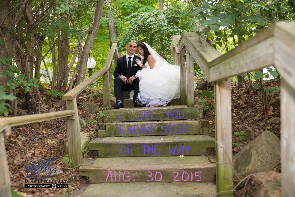 Elm Hurst Inn - Wedding Photographer DMP