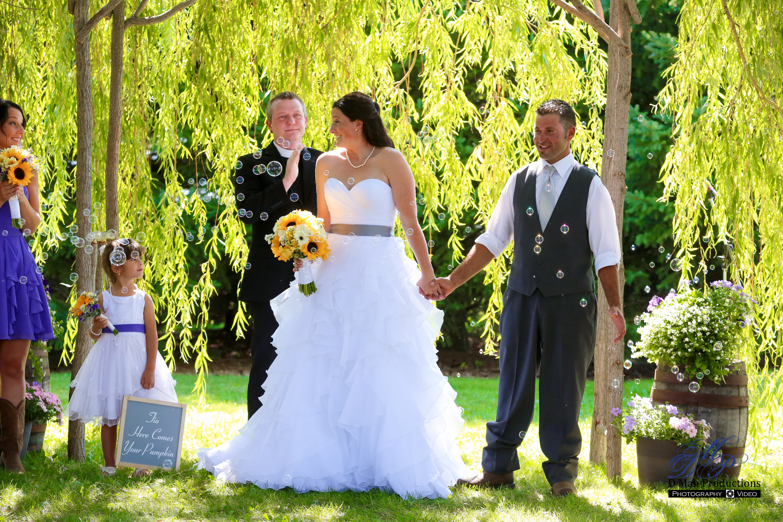 Ricardo & Justina Wedding