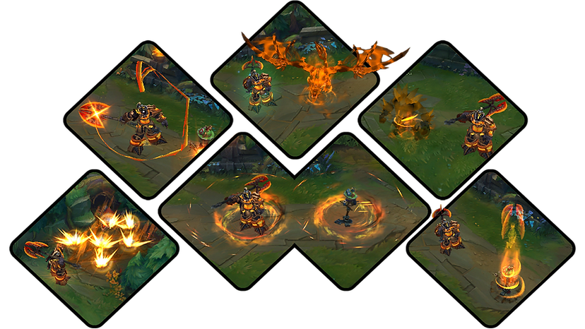 Scorched Earth Mordekaiser Abilities