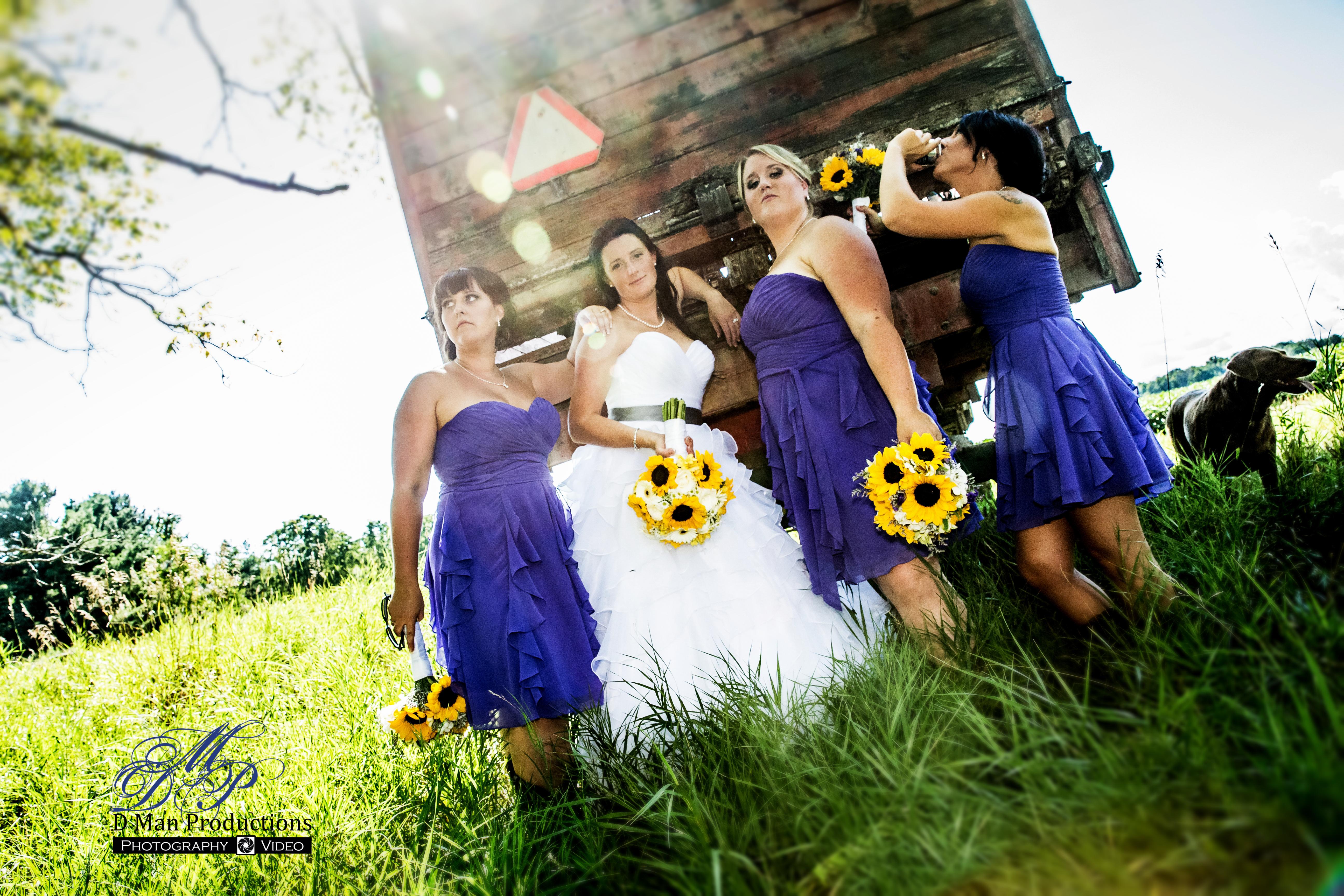 Justina & Ricardo wedding