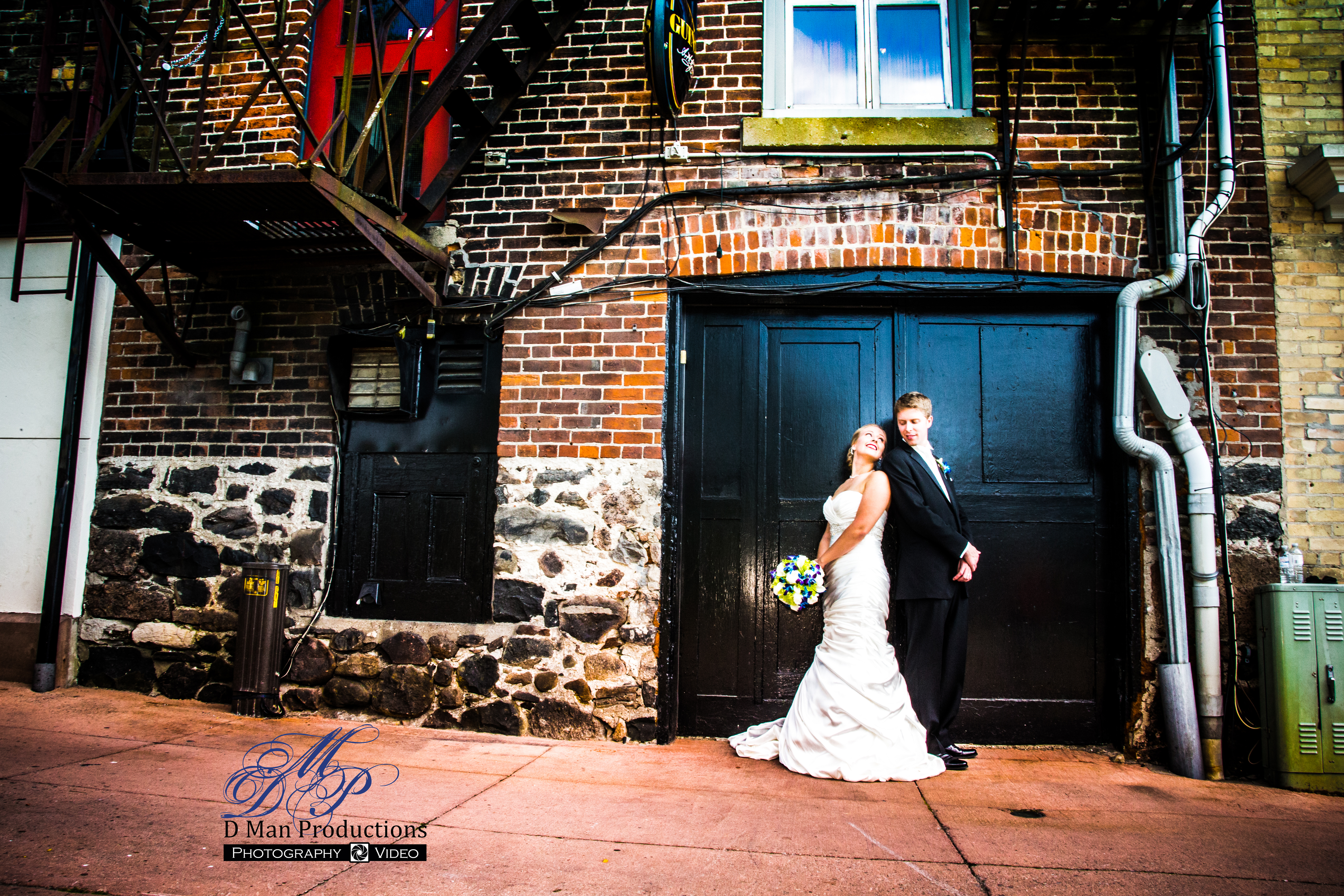 DMP wedding photography London On