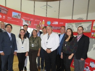 Bogota and Mexico City Meetings Made June a Busy Month for the Monetization Working Group