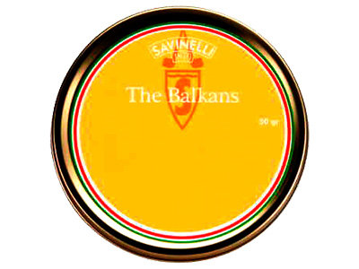 Savinelli The Balkans 50g